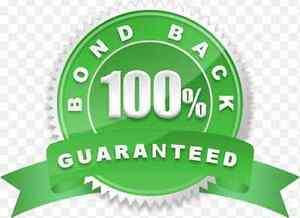 100% BOND BACK GUARANTEE CLEANING. Franklin Huon Valley Preview