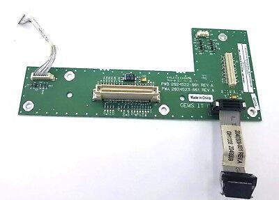 Ge Dash 5000 Monitor Lcd Display Screen Circuit Board