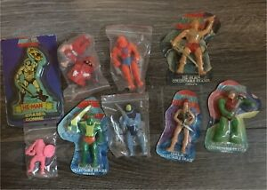 Collection d'effaces He-Man