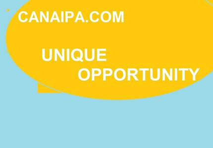 Domain name for sale - CANAIPA.COM - Own this gem outright Brisbane City Brisbane North West Preview