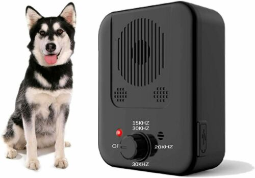Ultrasonic Stop Barking Away Anti Bark Control Pet Dog Training Repeller Device