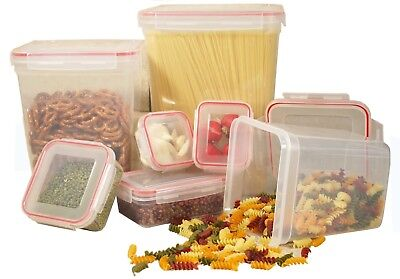 Red Barrel Studio Sheatown Lock and Seal 7 Container Food...