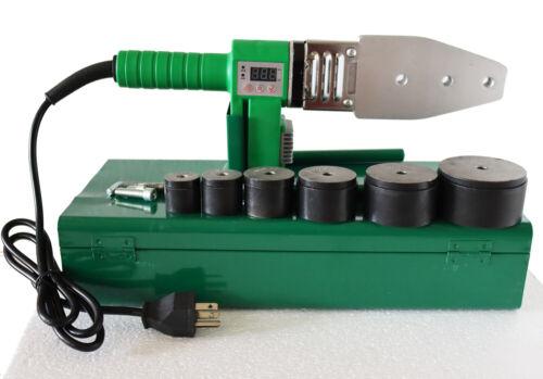 110V Plastic Pipe Welding Machine PPR Pipe Fusion Welder Fusion Welder 20-63mm