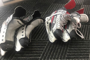 Bauer Vapor youth skates, sizes 2 and 3