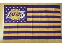Patriotic Stars and Stripes Edition 3x5ft WinCraft NBA Milwaukee Bucks Deluxe Flag