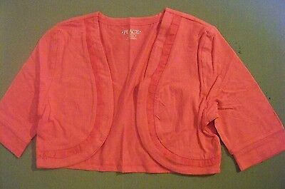 NEW!!! The Childrens Place Iced Berry Shrug Size XL (14) NWT!
