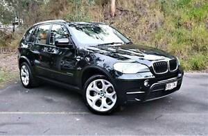 2012 BMW X5 XDrive30D, Books, Low kms! Everton Hills Brisbane North West Preview