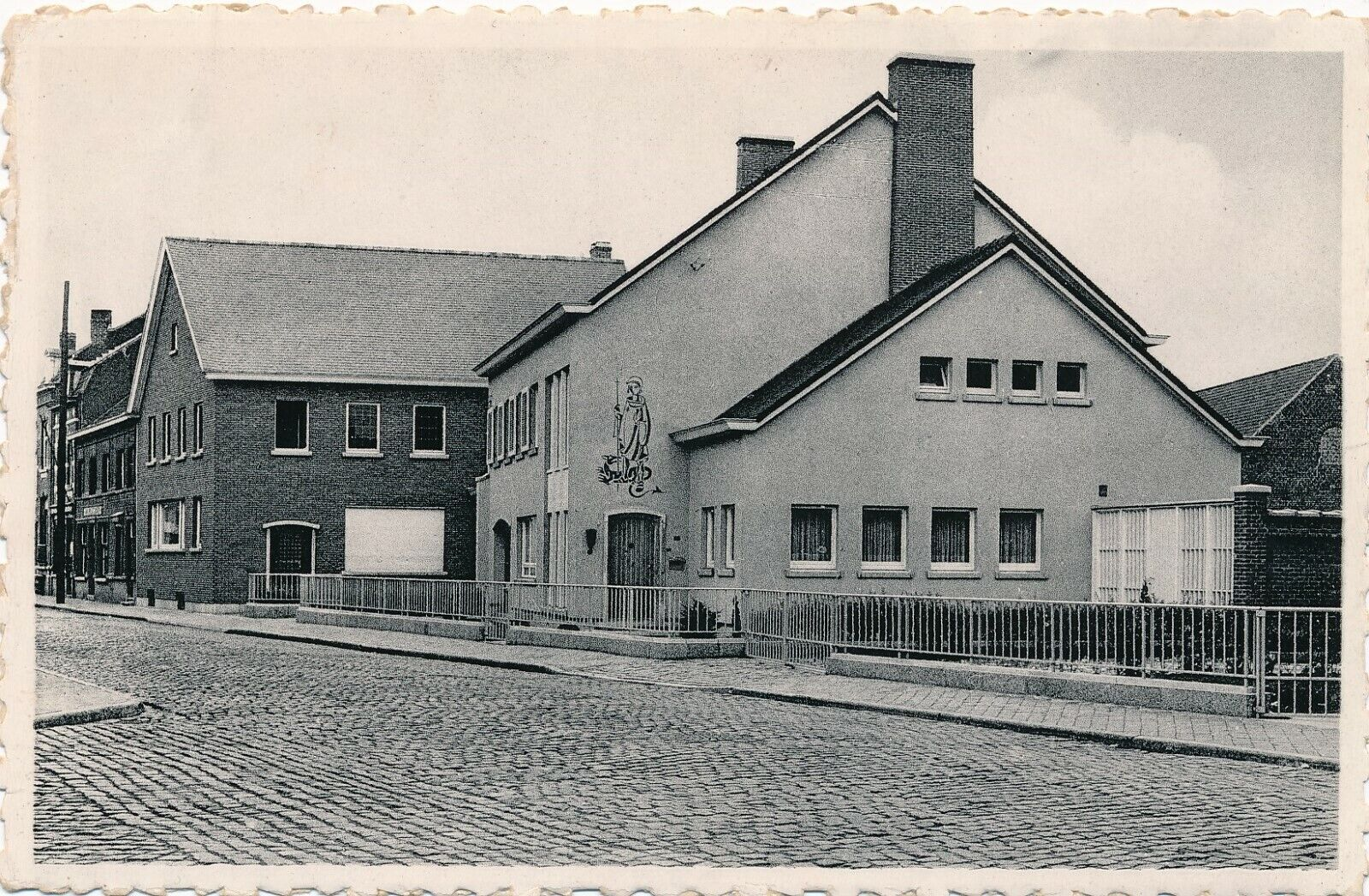 CPA - Belgique - Roeselare - Roulers - Rue d'Espagne