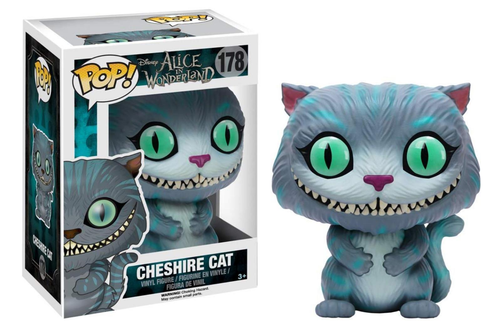 Funko Pop Disney Alice in Wonderland: Cheshire Cat *Mint*