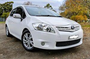 Toyota Corolla Conquest 2011