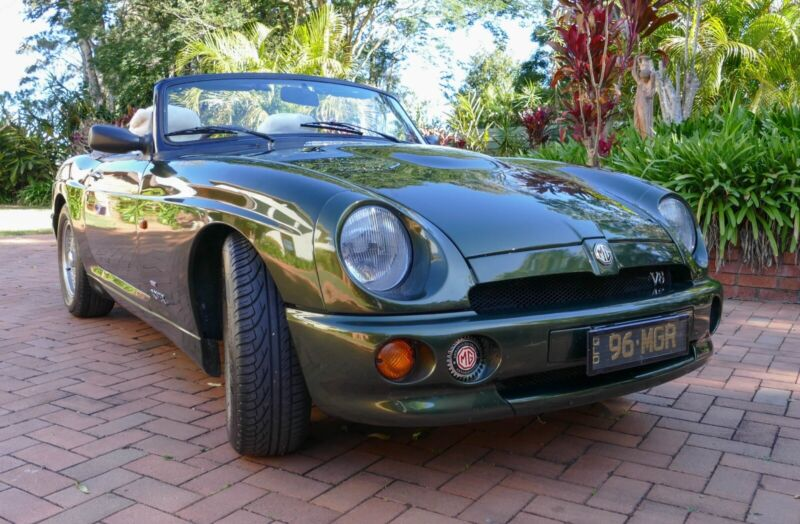 Classic MG RV8 1995 | Cars, Vans & Utes | Gumtree Australia