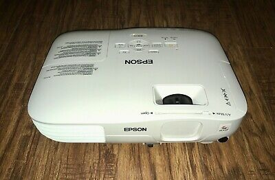 Epson EX31 - 3 LCD Projector - 2500 Lumens -  Includes Remote and Cables