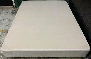 Good condition queen bed base only (No Wheels) for sale