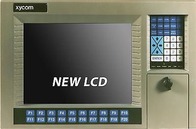 LCD monitor upgrade for 14-inch Xycom 9450 with Cable Kit for sale  Shipping to India