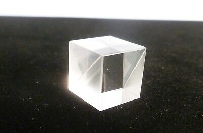 Beamsplitter Cube 15 Mm Bk7 Glass For Visible 400-700 Nm Esco Pn 0315015