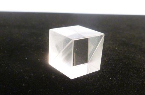 Beamsplitter Cube 15 mm BK7 glass for visible 400-700 nm  ESCO  PN 0315015