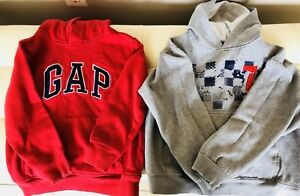 Boys size 6/7 hoodies