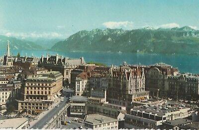 AK Lausanne - Generalansicht