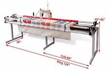 Q'nique 14+ Quilting Machine & Frame Devonport Devonport Area Preview