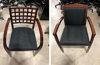 Elegant Fabric Chairs For Office Living Room Conference Room