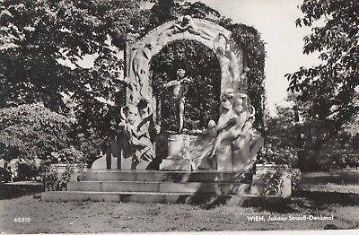 AK Wien. Johann Strauss-Denkmal