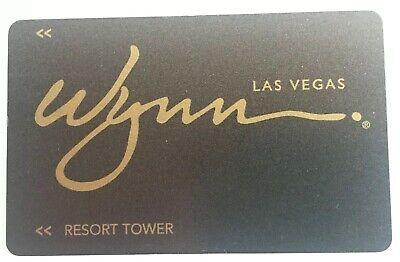 WYNN Resort Hotel & Casino Las Vegas Nevada Red Souvenir Room Key (Wynn Las Vegas Casino Hotel)