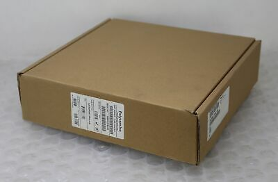 New Polycom 2200-12450-025 - Soundpoint Ip450 Poe Voip 3-line Sip Phone