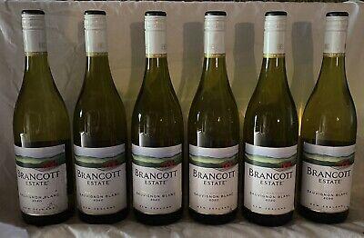 6x Brancott Estate Sauvignon Blanc Marlborough Weißwein trocken 750ml