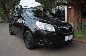 2008 Holden Barina TK Manual (MY09) with 11 months REG! Thornbury Darebin Area Preview