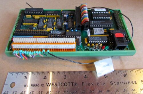 Details about Z-World 296983 Controller Board PCB