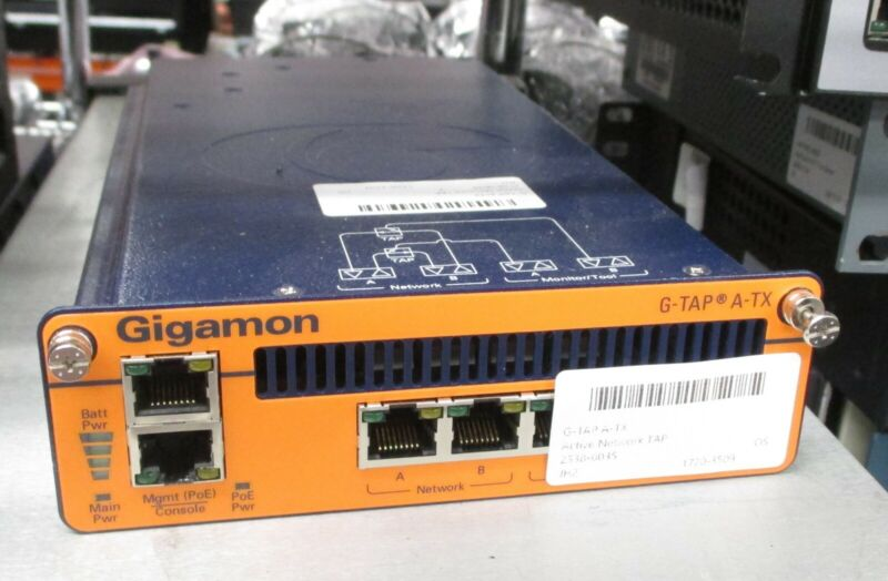 GIGAMON G-TAP A-TXActive Network TAP