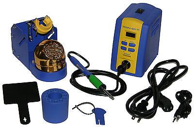 Hakko Fx951-66 Fx-951 Digital Solder Station Incl Stand Fh200-01 Tip T15-d4