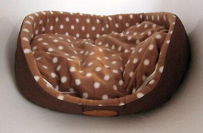 waschbar Hundebett für A Small Hund / groß Katze - 52 cm x 44 cm, brandneu ()