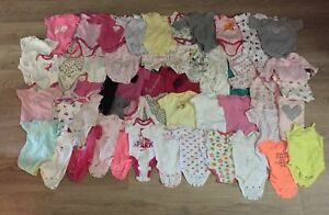 0-6 month baby girl clothes