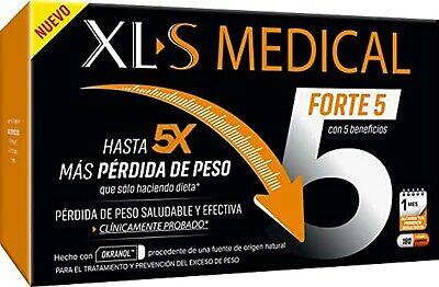 XLS FORTE 5 (PIERDE 5 VECES MAS DE PESO)EN AMAZON 69€ (+...