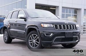 2018 Jeep Grand Cherokee *HEATED LEATHER*MOONROOF*NEW TIRES*