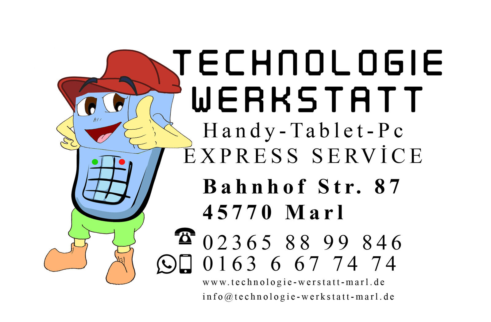 Technologie Werkstatt Marl