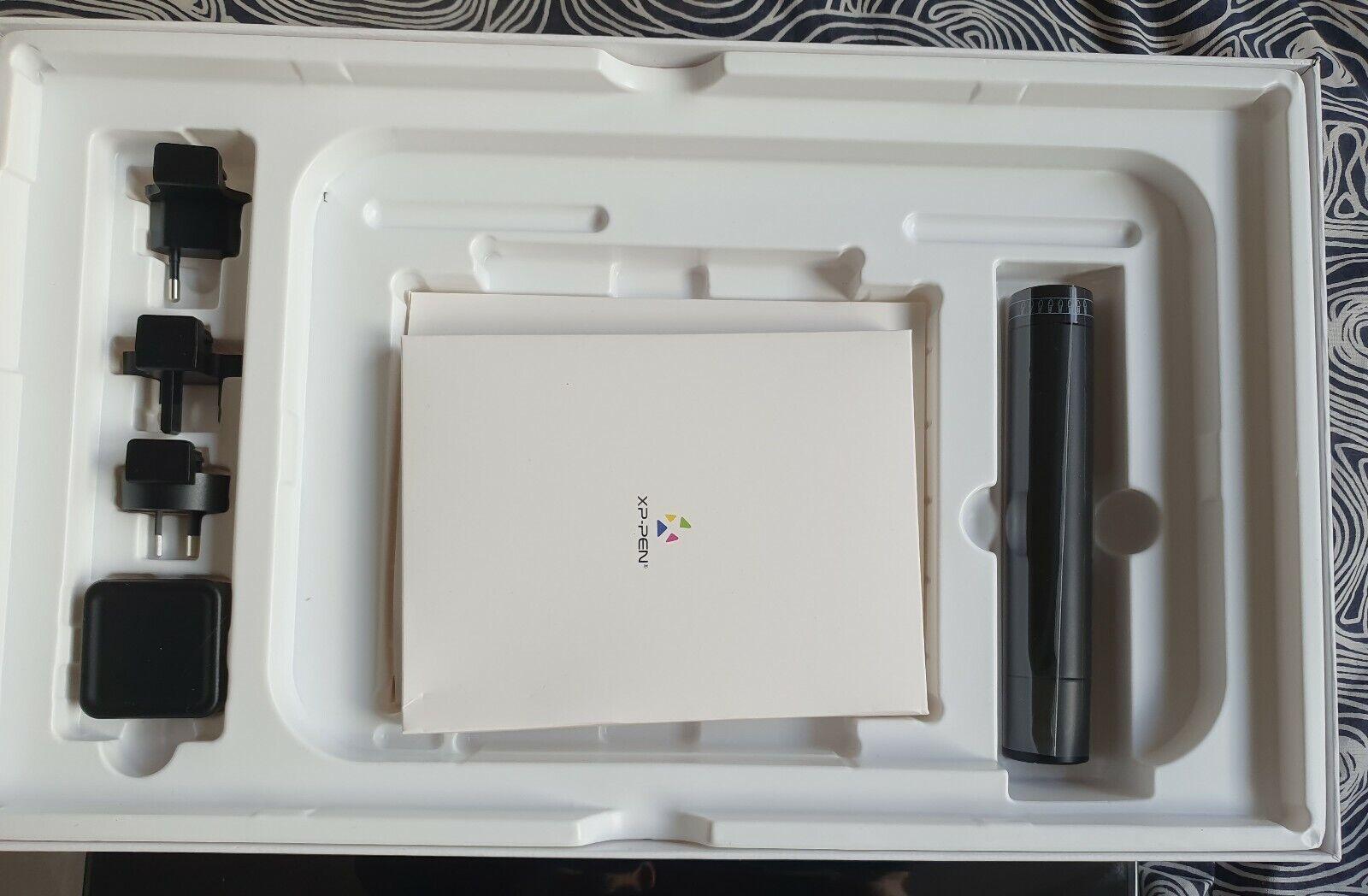 tablette graphique xp-pen innovator 16 (comme neuve, utilisÉe une seule fois)