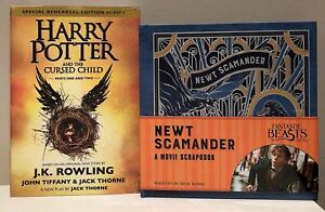Harry Potter and the Cursed Child / Newt Scamander Book