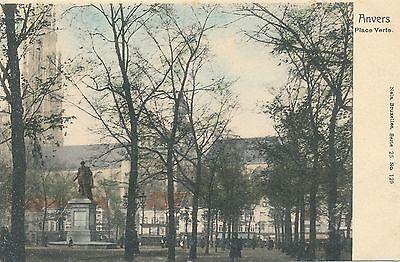 ANVERS – Place Verte – Belgium