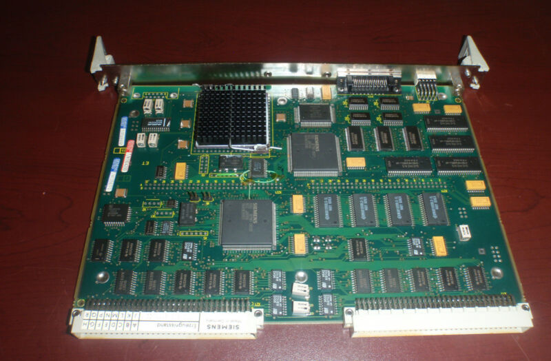 SIEMENS CIRCUIT BOARD PCB_570 600 9111.00_5706009111.00_HIT-8S_CNC LATHE