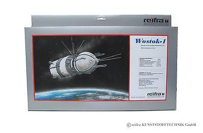 Wostok-1 Modell Bausatz 1:25 Flugzeug Flugzeugmodell WOSTOK reifra