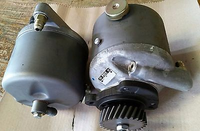 Ford Tractor Power Steering Pump 4600 4610 4610su 5600 6600