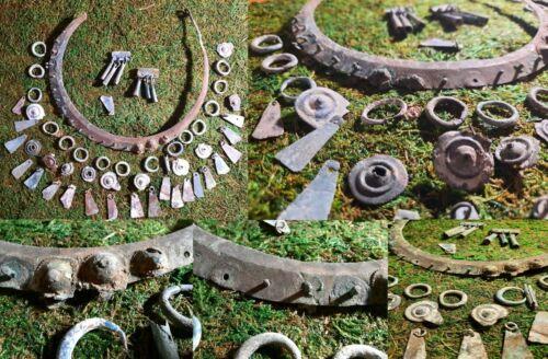 The Viking treasure decoration of the Slavs-Viking 8th-11th century 100%original
