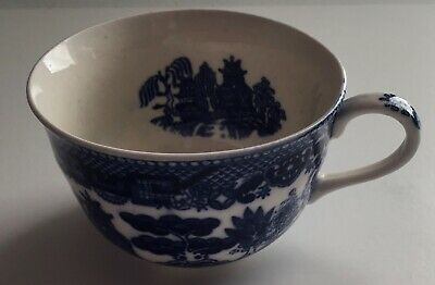 Blue Willow Cup - Vintage Japan  Blue Willow Coffee  Cup/ Mug 3 1/2