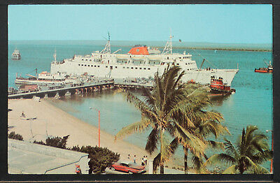 "96-BOATS & SHIPS -MEXICO, Transbordador ""La Paz"" FA-133 for sale  Shipping to United States"