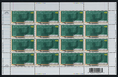 Canada 1961 sheet MNH United Nationsl Teacher's Day