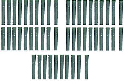 Baum Manschette Wild Fegeschutz 50 Stk Spiralen Verbißschutz Schutz tranparent