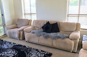 URGENT SALE! 5 Seater Lounge Sofa Set from Plush - EXCELLENT Con. Hope Island Gold Coast North Preview