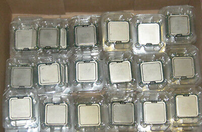 INTEL PENTIUM D DUAL CORE 2 DUO QUAD P4 800 1066 1333 FSB Sockel 775 TOP - Intel Dual Core Duo